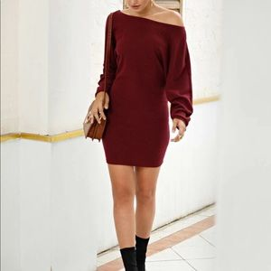 Sweater Dress SHEIN